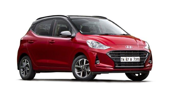 Hyundai Grand i10 Car Loan