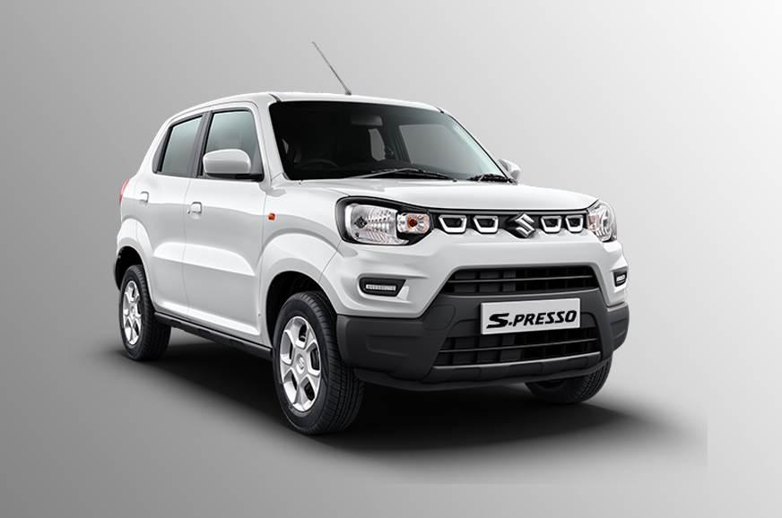 Maruti Suzuki S Presso car loan