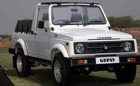 Customers who want to buy a Maruti Suzuki Gypsy but can't afford to pay the full amount right now can apply for a Maruti Suzuki Gypsy Car Loan.