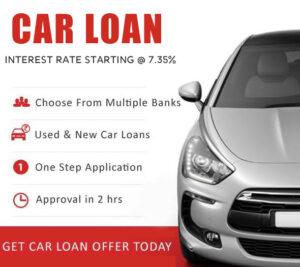 Advantages of car loan